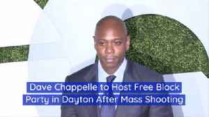 News video: Dave Chappelle Tries To Raise Spirits In Ohio