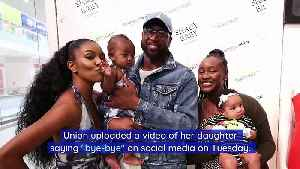 Gabrielle Union's Daughter Says Her First Word [Video]