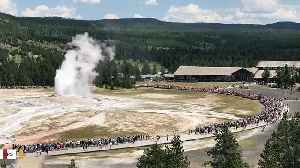 The Day When Hundreds Of Yellowstone Geysers Erupted Simultaneously [Video]