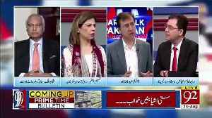 Raja Amir Abbas Comments On Donald Trump's Offer Of Arbitration Or Mediation On Kashmir Issue.. [Video]