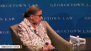 Justice Ruth Bader Ginsburg Treated For Malignant Tumor [Video]