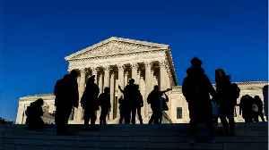 Clerk Who Refused Same-Sex Marriage Licenses Is Being Sued [Video]