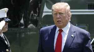 Trump Blames Congressman Seth Moulton For Dow's Drastic Drop [Video]