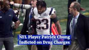 New England Patriots Player Caught With Drugs [Video]