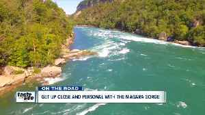 Get up close and personal with the Niagara Gorge [Video]