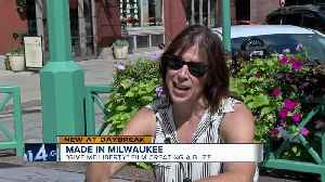 Made in Milwaukee: 'Give Me Liberty' creates a buzz [Video]