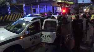 Construcción de ciclorrutas en Bucaramanga enfrenta a la comunidad y a la Policía [Video]