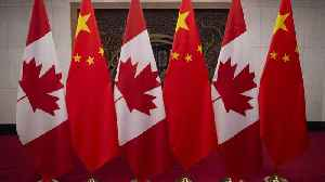 News video: Canada's Consulate In Hong Kong Suspends Travel For Local Staff