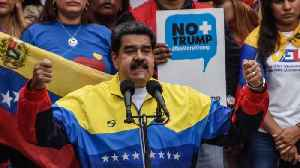 Trump Confirms Secret Talks With Top Venezuelan Officials [Video]