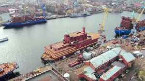 Russia's floating nuclear plant readies for Northern Sea Route [Video]