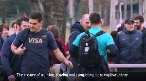 Pablo Matera | Taking Los Pumas to new heights [Video]