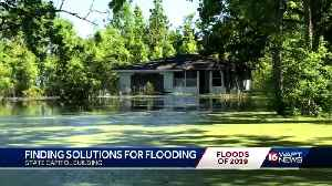 Mayors, farmers talk to lawmakers about flooding [Video]