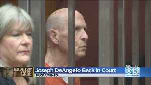 Joseph DeAngelo Back In Court [Video]