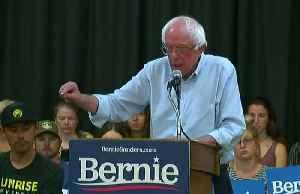 Sanders reveals $16.3 trillion 'Green New Deal' [Video]