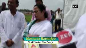 Way P Chidambaram's matter is being handled is depressing Mamata Banerjee [Video]