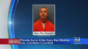 Killer Who Preyed On Gay Men Executed In Florida [Video]