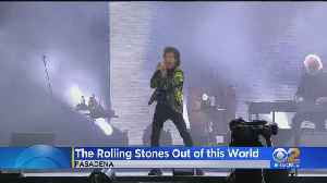 News video: Rolling Stones Rock Rose Bowl For First Time In 25 Years