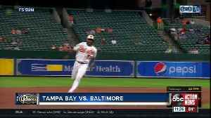 Baltimore Orioles set mark for home runs allowed in late-night loss to Tampa Bay Rays [Video]