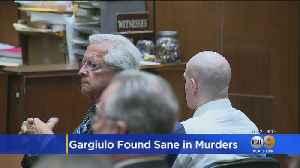Jury Finds 'Hollywood Ripper' Michael Gargiulo Sane During Murders [Video]