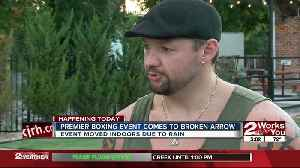 Trey Morrison to fight in Broken Arrow tonight in Showtime's boxing series [Video]