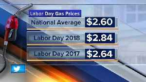 Labor Day gas prices expected to be lowest in years [Video]