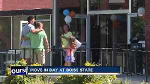 HAPPENING TODAY: Move in day at Boise State [Video]
