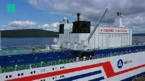 News video: Russia's Floating Nuclear Power Plant Ready For Northern Sea Route