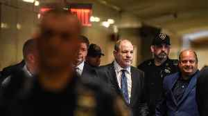 News video: Harvey Weinstein to be arraigned ahead of criminal trial