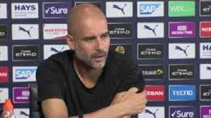 News video: Pep: David Silva one of the best ever