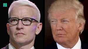 Anderson Cooper vs. Donald Trump [Video]