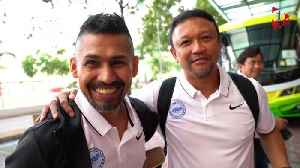Singapore Selection Set Off for Sultan of Selangor's Cup [Video]