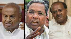 Siddaramaiah accuses H D Deve Gowda for Cong-JDS collapse, BJP's coming to power [Video]