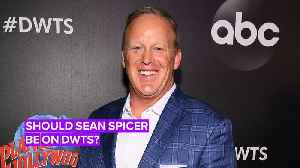 Dancing with the Stars gets major heat for Sean Spicer [Video]