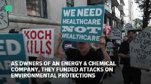 Billionaire Conservative David Koch Dead [Video]
