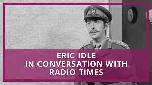 Eric Idle on 50 years of Monty Python [Video]