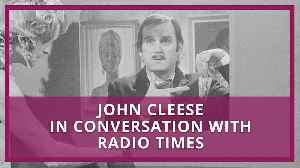 John Cleese on 50 years of Monty Python [Video]