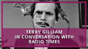 Terry Gilliam on 50 years of Monty Python [Video]