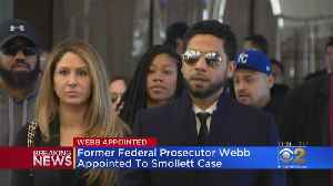 News video: Former U.S. Attorney Dan Webb Named Special Prosecutor In Jussie Smollett Case