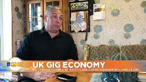 UK inequality: How the 'gig economy' is reshaping workers' rights [Video]