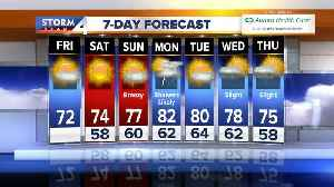 Midday Storm Team 4Cast for Aug 23 [Video]