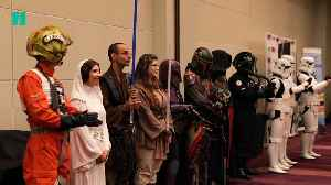 Stormtroopers, Princess Leia Help Swear In New Canadian Citizens [Video]