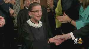 Ruth Bader Ginsburg Completes Treatment For Pancreatic Cancer [Video]
