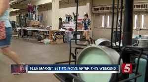 Last hurrah for Nashville Flea Market before moving [Video]