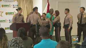 Miami-Dade Police Officers Honored For Their Life Saving Effort [Video]