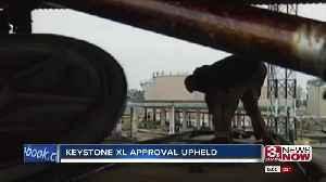 News video: Keystone XL Pipeline