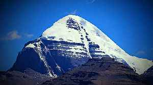 News video: Ancient Aliens: Is Mount Kailish an Ancient Nuclear Power Plant?