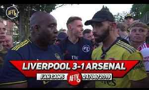 Liverpool 3-1 Arsenal | David Luiz Got Spun For Fun By Salah!! (Moh) [Video]