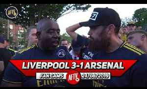 Liverpool 3-1 Arsenal  | We Need Bellerin & Tierney In The Team ASAP! (Turkish) [Video]