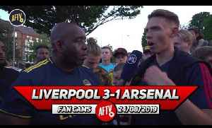 Liverpool 3-1 Arsenal  | We Should Have Started Lacazette, Aubameyang & Pepe! [Video]