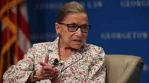 Ruth Bader Ginsburg Completes Pancreatic Cancer Treatment [Video]